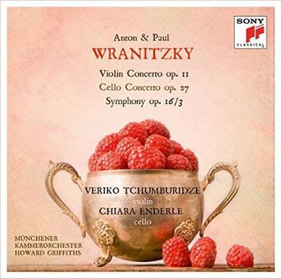 Violin Concerto/Cello Concerto & Symphony In D