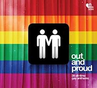 Out And Proud-28 All-Time Gay