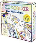 Pautner, N: Zencolor - Das Ausmalspiel