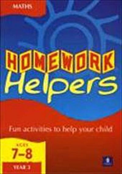 Longman Homework Handbooks: Mathematics 3, Key Stage 2 (Longman homework help...