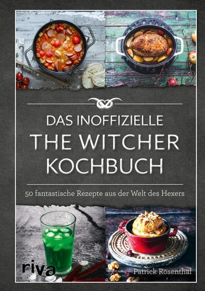 Das inoffizielle The-Witcher-Kochbuch