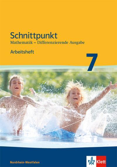 Schnittpunkt Mathematik / Differenzierende Ausgabe Nordrhein-Westfalen ab 2013: Schnittpunkt Mathematik / Arbeitsheft mit Lösungsheft Mittleres Niveau ... Ausgabe Nordrhein-Westfalen ab 2013