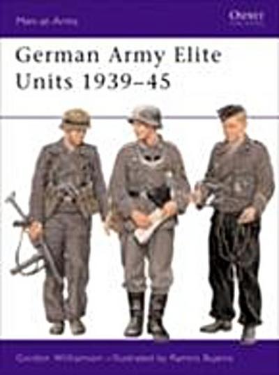 German Army Elite Units 1939 45