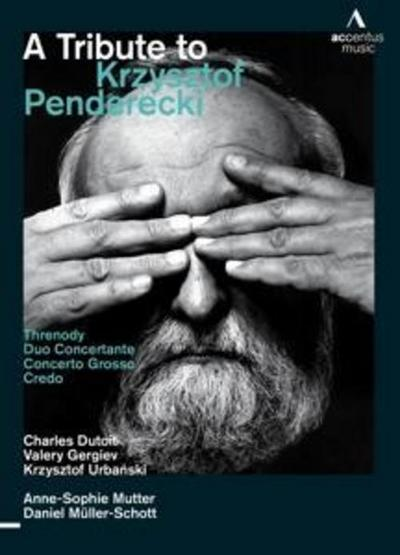 A Tribute To Krzysztof Penderecki