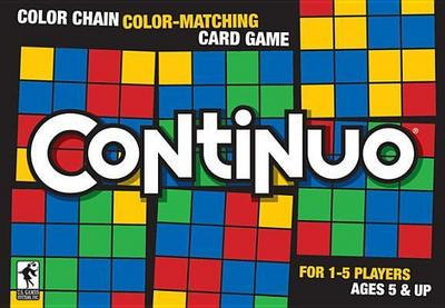 Continuo Card Game: The One Rule Game for All the Family