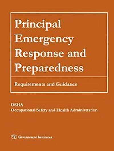 Principal Emergency Response and Preparedness