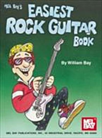 Easiest Rock Guitar Book