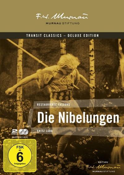 Die Nibelungen Deluxe Edition