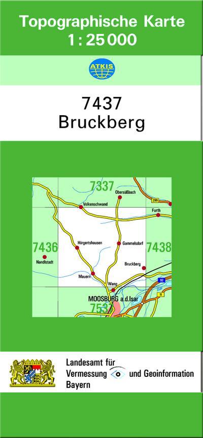 Bruckberg1 : 25 000