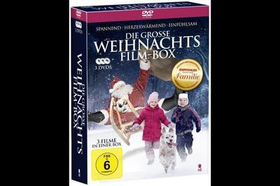 Die grosse Weihnachtsfilm-Box