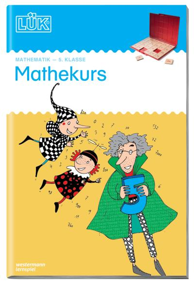 LÜK. Mathekurs 5. Klasse