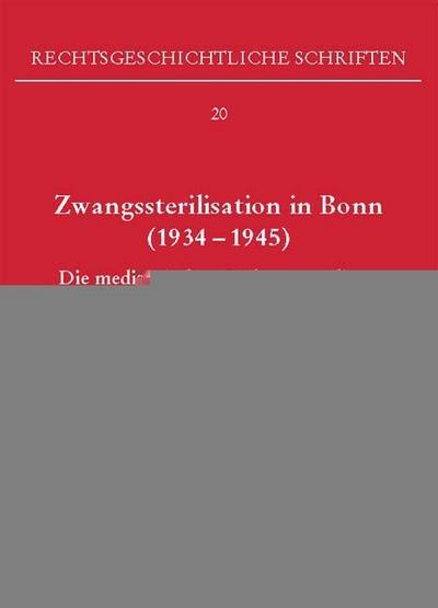 Zwangssterilisation in Bonn (1933-1945)