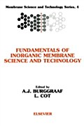 9780080534701 - Fundamentals of Inorganic Membrane Science and Technology - Buch