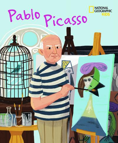 Total genial! Pablo Picasso