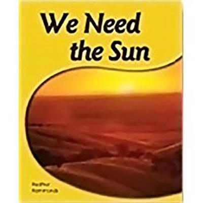 WE NEED THE SUN W/TG-6PK