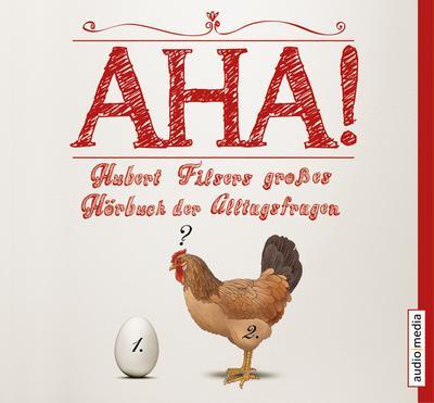 AHA! Hubert Filsers großes Buch der Alltagsfragen - Box