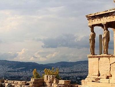 Akropolis Athen - 100 Teile (Puzzle)