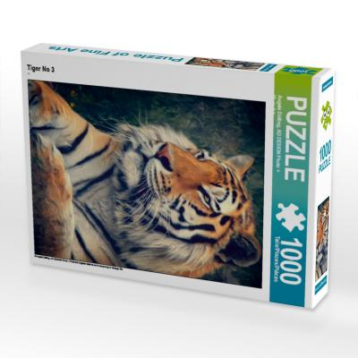 Tiger No 3 (Puzzle)