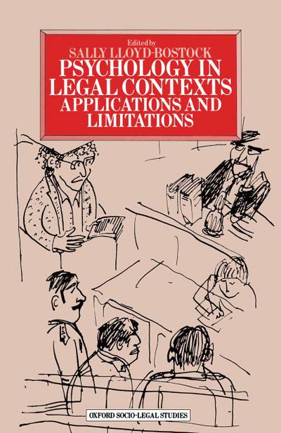 Psychology in Legal Contexts