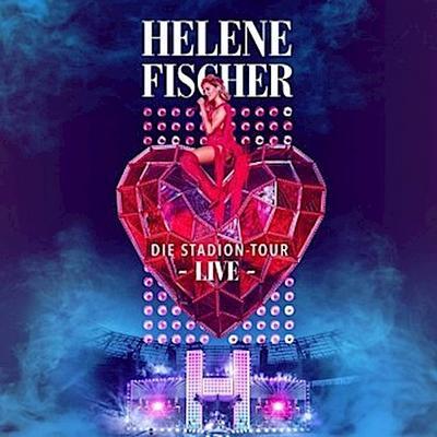 Helene Fischer Live - Die Stadion-Tour, 2 Audio-CDs