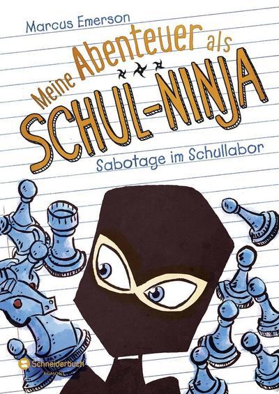 Meine Abenteuer als Schul-Ninja, Band 04