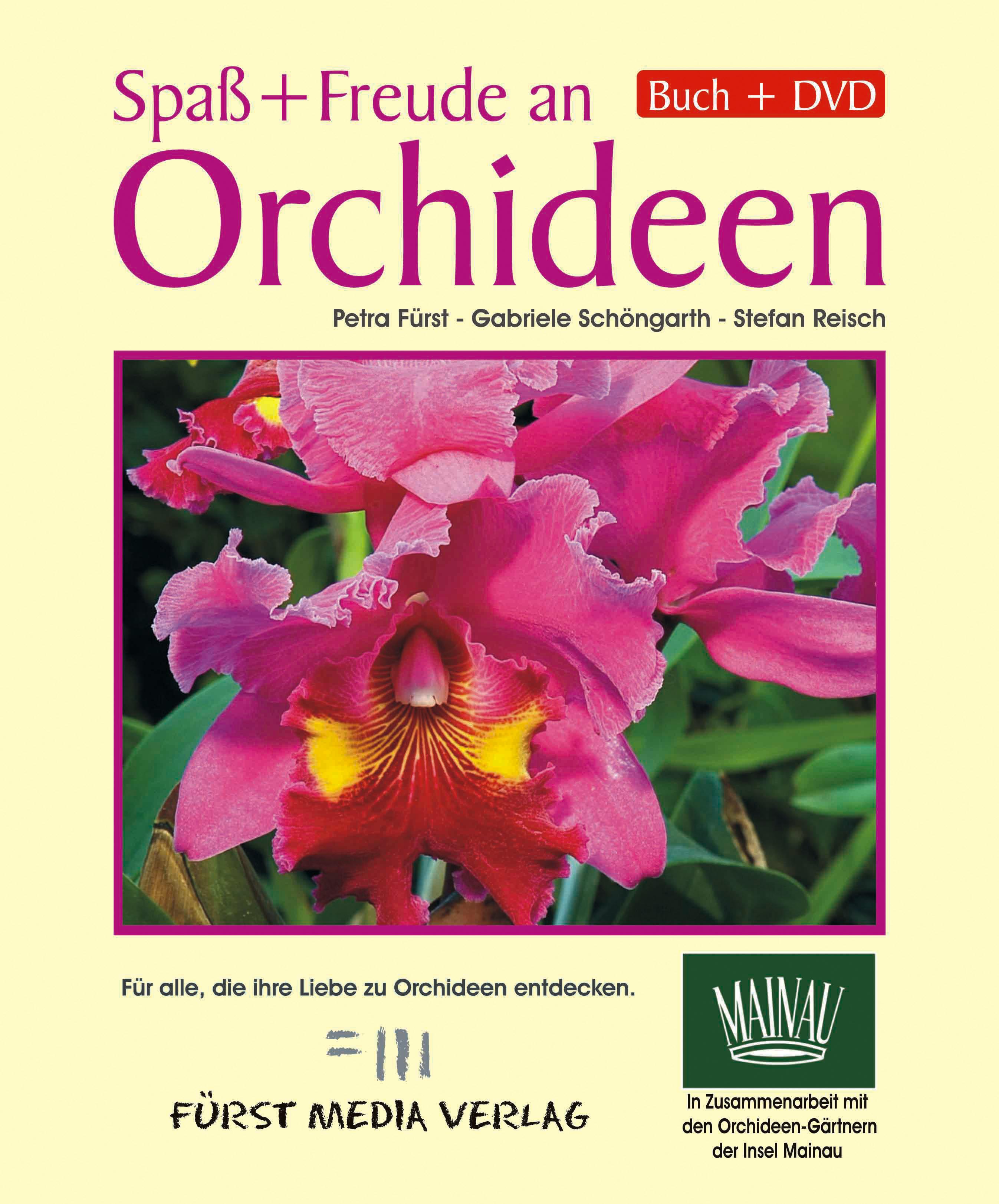 Spaß und Freude an Orchideen Petra Fürst