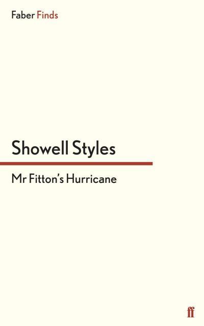 Mr Fitton's Hurricane