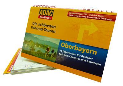 ADAC TourBooks - Die schönsten Fahrrad-Touren - 'Oberbayern'