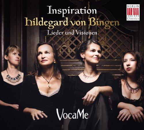 NEU Inspiration Hildegard von Bingen Hildegard von Bingen 004259