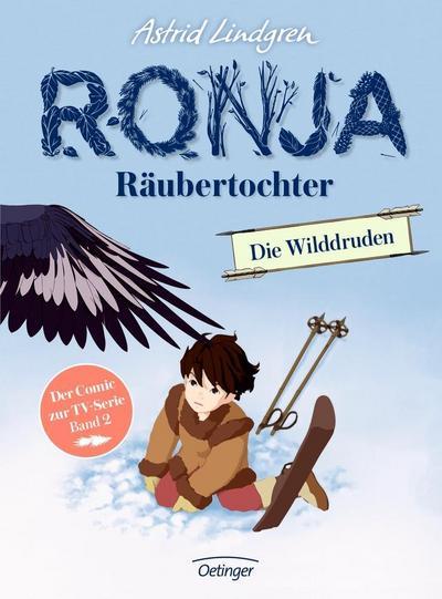 Ronja Räubertochter. Die Wilddruden (Comic): Band 2