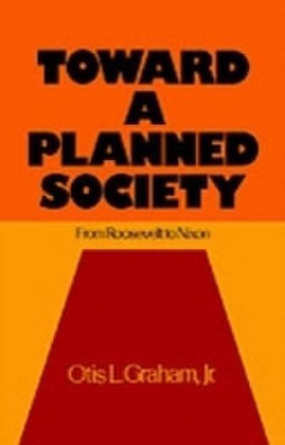Toward a Planned Society