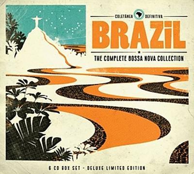 Brazil-The Complete Bossa Nova Collection