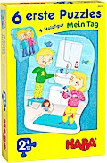 HABA 6 erste Puzzles - Mein Tag (Kinderp ...