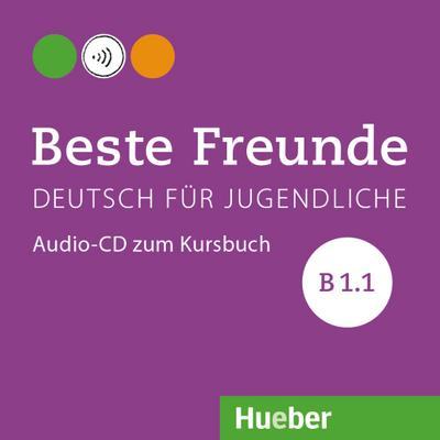 Beste Freunde B1/1 Audio-CD zum Kursbuch