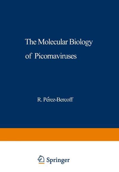 Molecular Biology of Picornaviruses
