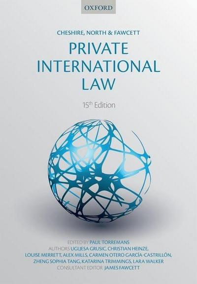 Cheshire, North and Fawcett Private International Law