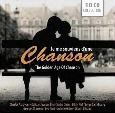 Je me souviens d'une chanson / The Golden Age of Chanson