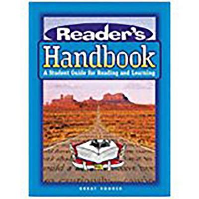 GRT SOURCE READERS HANDBKS TEA