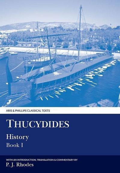 Thucydides History Book I