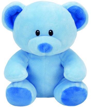Lullaby, Bär hellblau 17cm