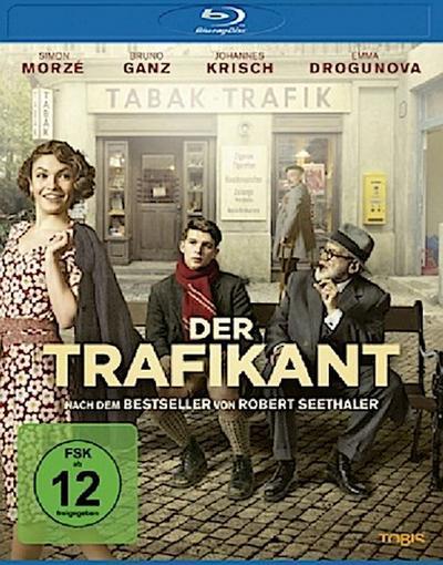 Der Trafikant, 1 Blu-ray