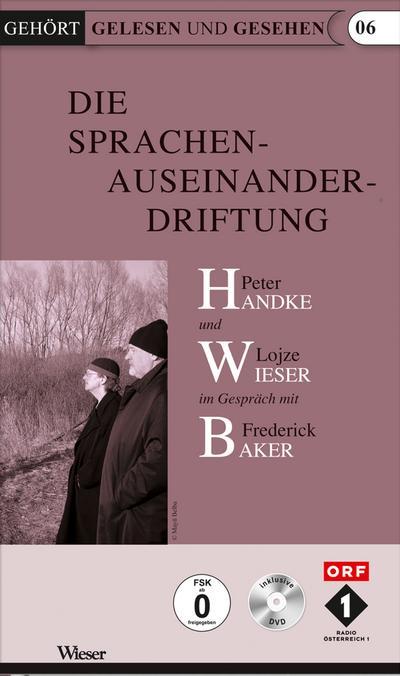 Die Sprachenauseinanderdriftung, m. 1 DVD