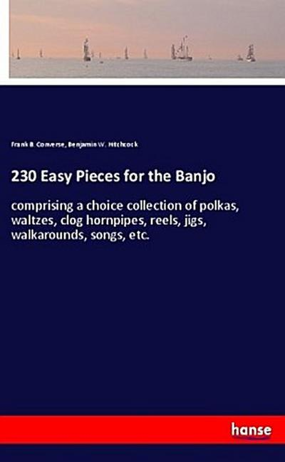 230 Easy Pieces for the Banjo
