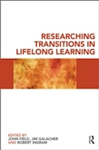Researching Transitions in Lifelong Learning
