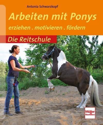 Arbeiten mit Ponys: erziehen . motivieren . fördern (Die Reitschule)