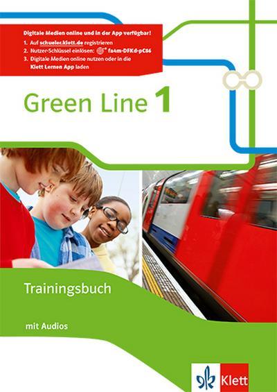Green Line 1. Trainingsbuch mit Audio CD. Neue Ausgabe