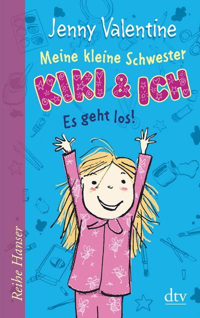 Meine kleine Schwester Kiki und ich Es geht los!