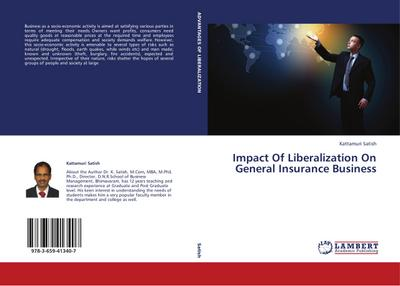 Impact Of Liberalization On General Insurance Business