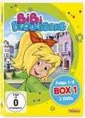 Bibi Blocksberg. DVD Staffelbox 1.1