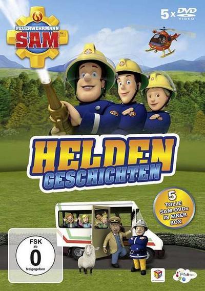 Feuerwehrmann Sam - Heldengeschichten
